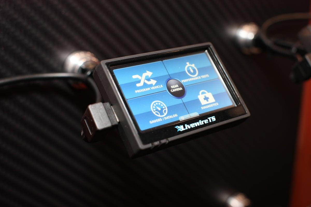 SEMA 2012: SCT's New Livewire TS Tuner