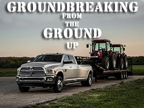 "Ram Truck Brand Launch ""Groundbreakers"" Campaign for 2014 Lineup"