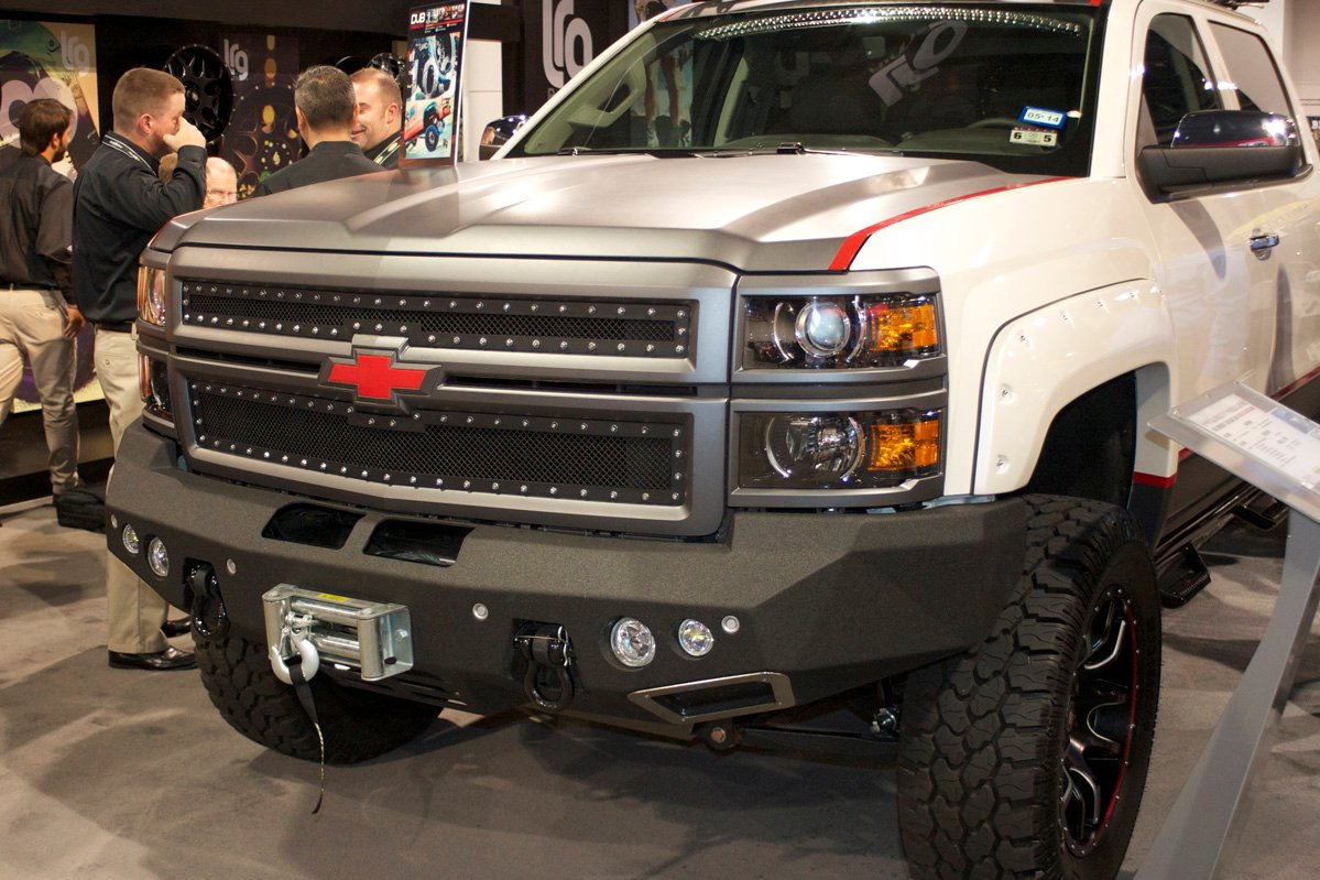 SEMA 2013: Four Wheel Parts Offers All Sorts Of New Off ...