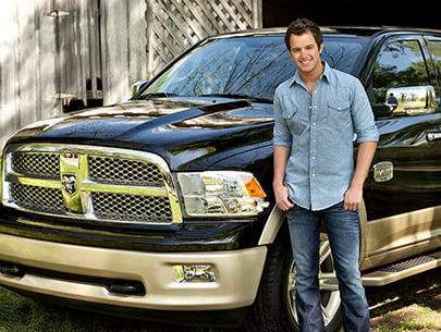 Easton Corbin Partners With Ram And FFA-Year Of The Farmer