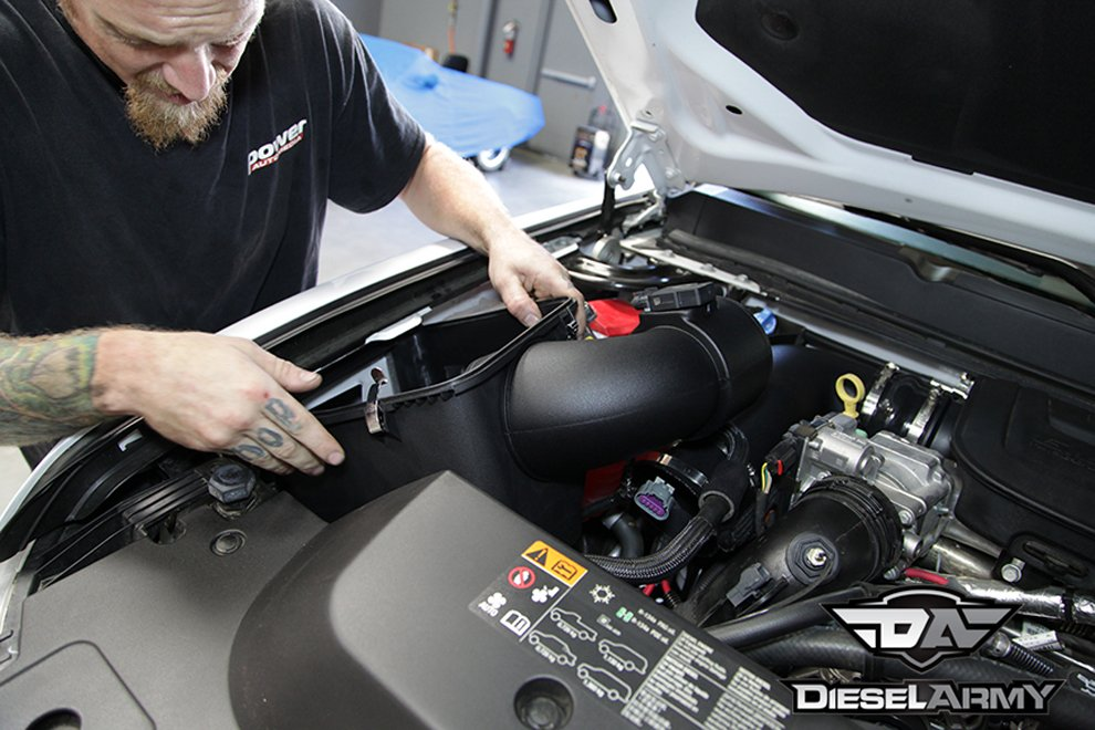 Intake Comparo: 6.6L Chevy Duramax Intake Systems Put To The Test