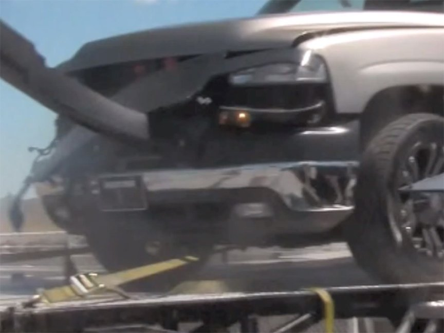Video: Duramax Explosion! (LB7)