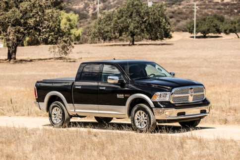 Ram Truck Increases EcoDiesel to 20 Percent Of Ram 1500 Production