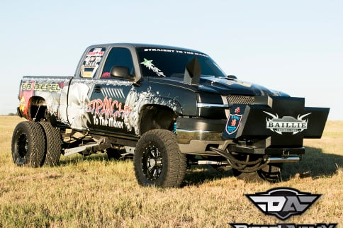 The Premier West Coast 2.6 Pulling Truck, Straight To The Maxx