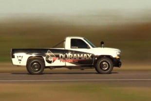Video: How To Make Your Diesel Truck Go 172.2 MPH On The Texas Mile