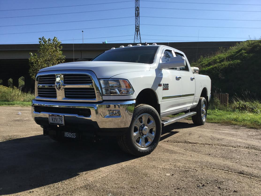 new car release for 2014ProRyde Releases New Rear Coil Spring Block Kit for 201416 RAM 2500