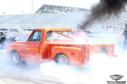 Gateway Diesel Wars: Gateway Motorsports Park in St. Louis, Missouri