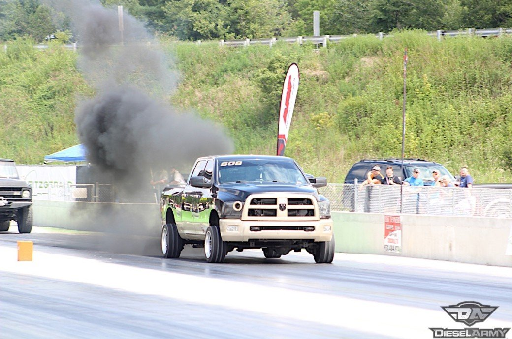 Thunder In The Mountains: Rocky Top Diesel Shootout 4