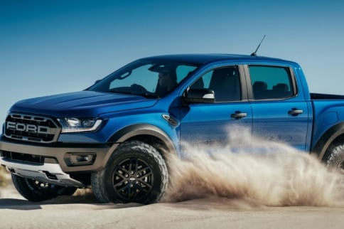 Ford Ranger Raptor: Diesel Engine, Two Turbos, And Ford Performance