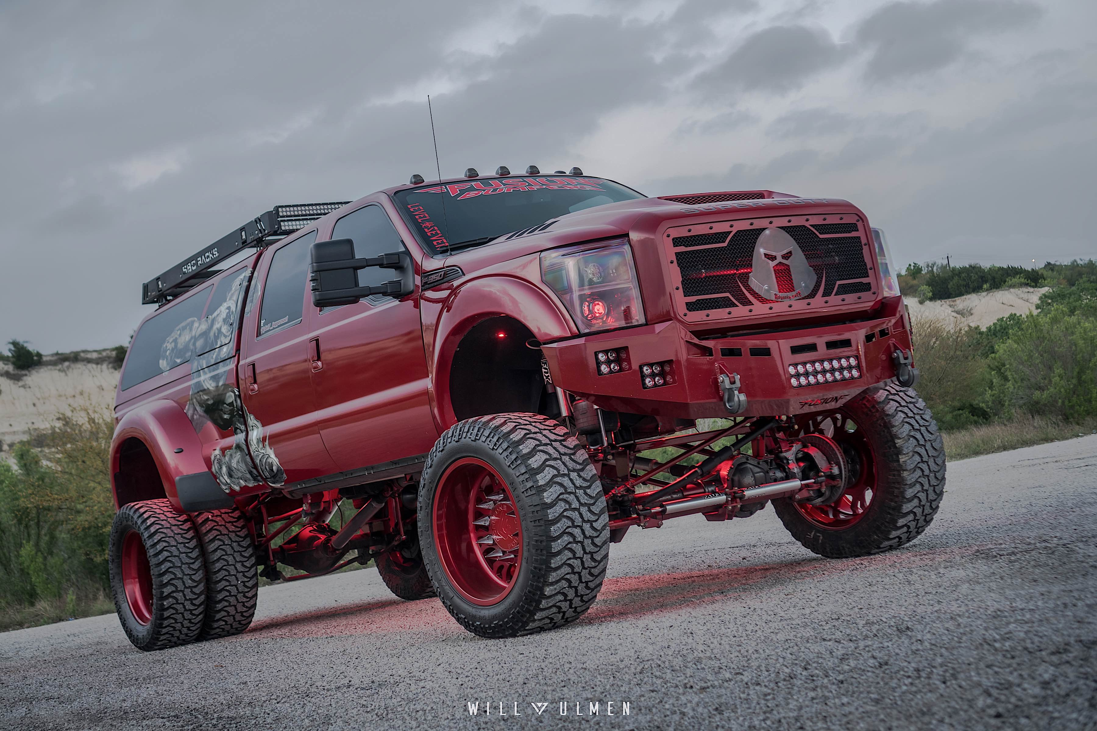 Watch Out For The Juggernaut: Christopher Pate's 2016 Ford ...
