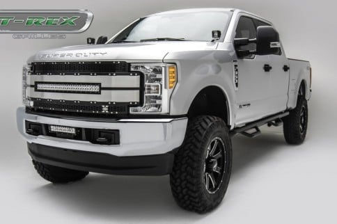 T-REX Grilles Introduces Torch AL Grille For 2017+ Ford Super Duty