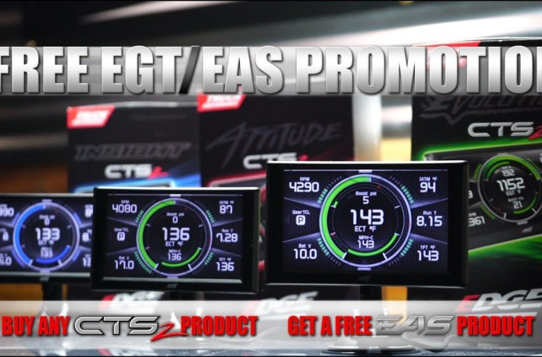 Edge Products Free EAS System Offer From Now Till July 31st