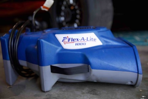 Everyone Just Stay Cool: Flex-A-Lite's Air Mover 1000 Track Fan