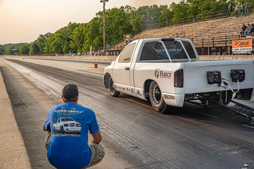 ODSS Round #2: Outlaw Diesel Revenge 2019 Xenia, Ohio