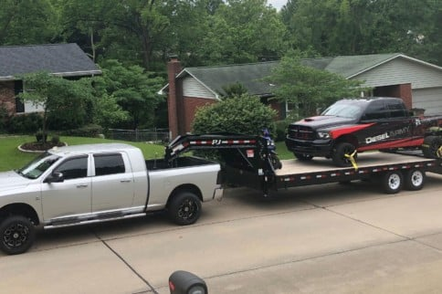 Two Turbos, Better Towing: First Hand Experience Pusher Compound Kit