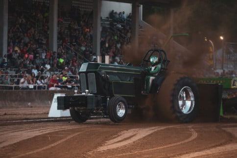 Illinois Tractor Pulling Association Invades SEMO District Fair 2019