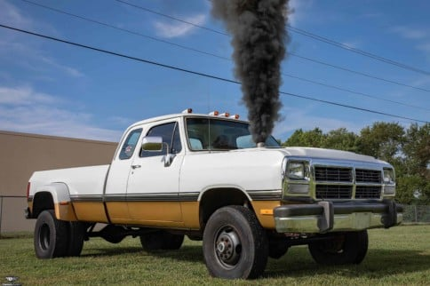 A Dually Destined For More: Cole Turner's 1992 W350 Dodge Ram