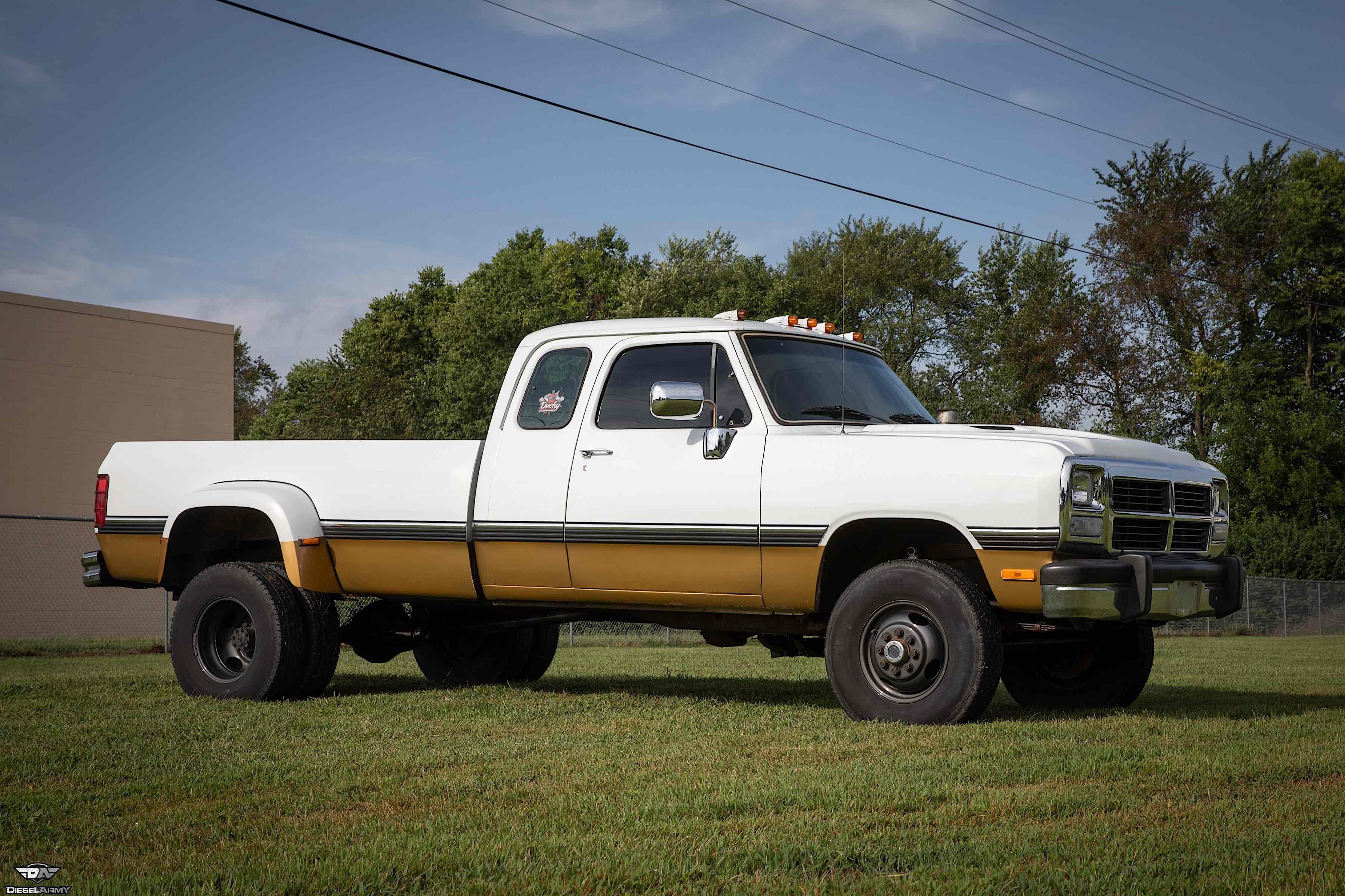 Ultimate Dodge Dodge W350 Dually For Sale