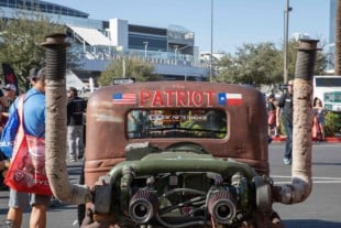 What The Truck: The Deutz-Powered Patriot Truck Was Turning Heads