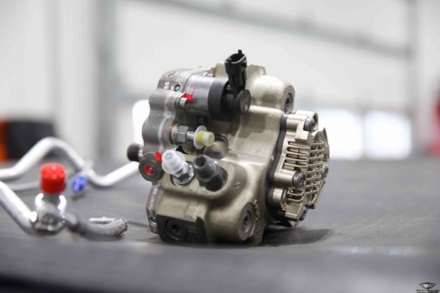 CP4 To CP3 Conversion: Industrial Injection's Emissions On Fix