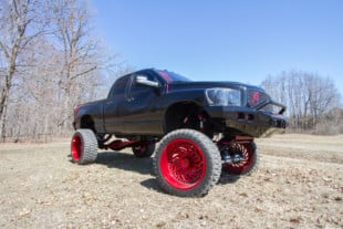 Modded To The Max: A 2008 Dodge Ram 3500 With Attitude