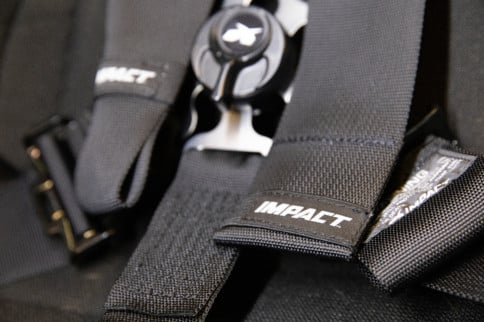Locked In: Impact Racing's Restraints Serviceable For Certification