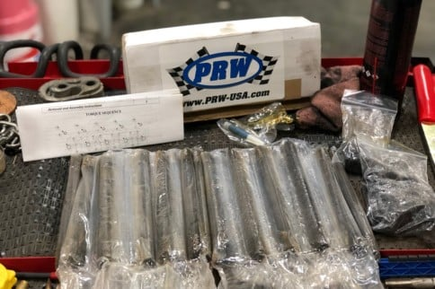 Fastened: PRW Industries New 6.0-Liter Head Studs Put To The Test