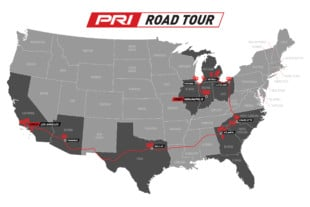 Bringing The Show To You: PRI Embarks On Cross-Country Road Tour