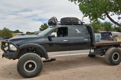 Diesel Of The Week: Bryan Ward's Hunting Rig Is A Terrain Conqueror