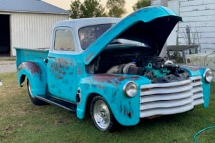 Diesel Of The Week: Mickey Unverzagt's Diesel-Powered '52 Chevrolet