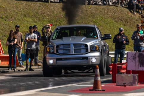 Chris Gelbaugh's Quad Cab Street/Strip Monster Makes 2,000-HP