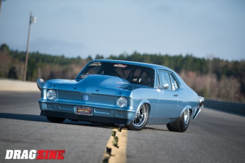 Inside Ryan Milliken's All-New Cummins Diesel-Powered X275 Nova