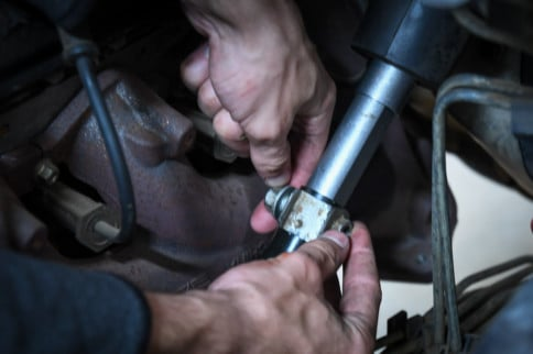 A Turn For The Better: Get Rid Of Steering Clunk In GM Truck