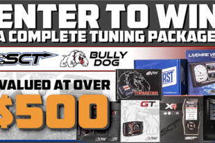 Complete This Short Survey to be Eligible for a $500+ Tuning Package