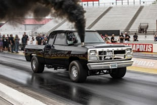 Railroad City Rumble: Outlaw Diesel Revenge Invades Indianapolis