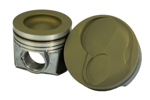 Investment Insurance: Benefits Of Piston Coatings In An Engine Build