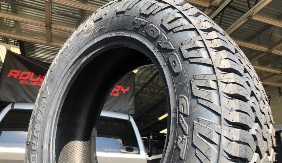Army Testing: Trying Out Toyo Tires' Open Country C/T's