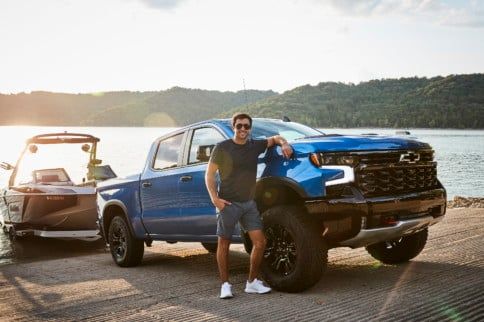 The First Ever Chevrolet Silverado ZR2 Tows 13,000-Pounds And More